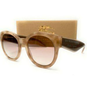 Burberry Women's Beige Havana Sunglasses!